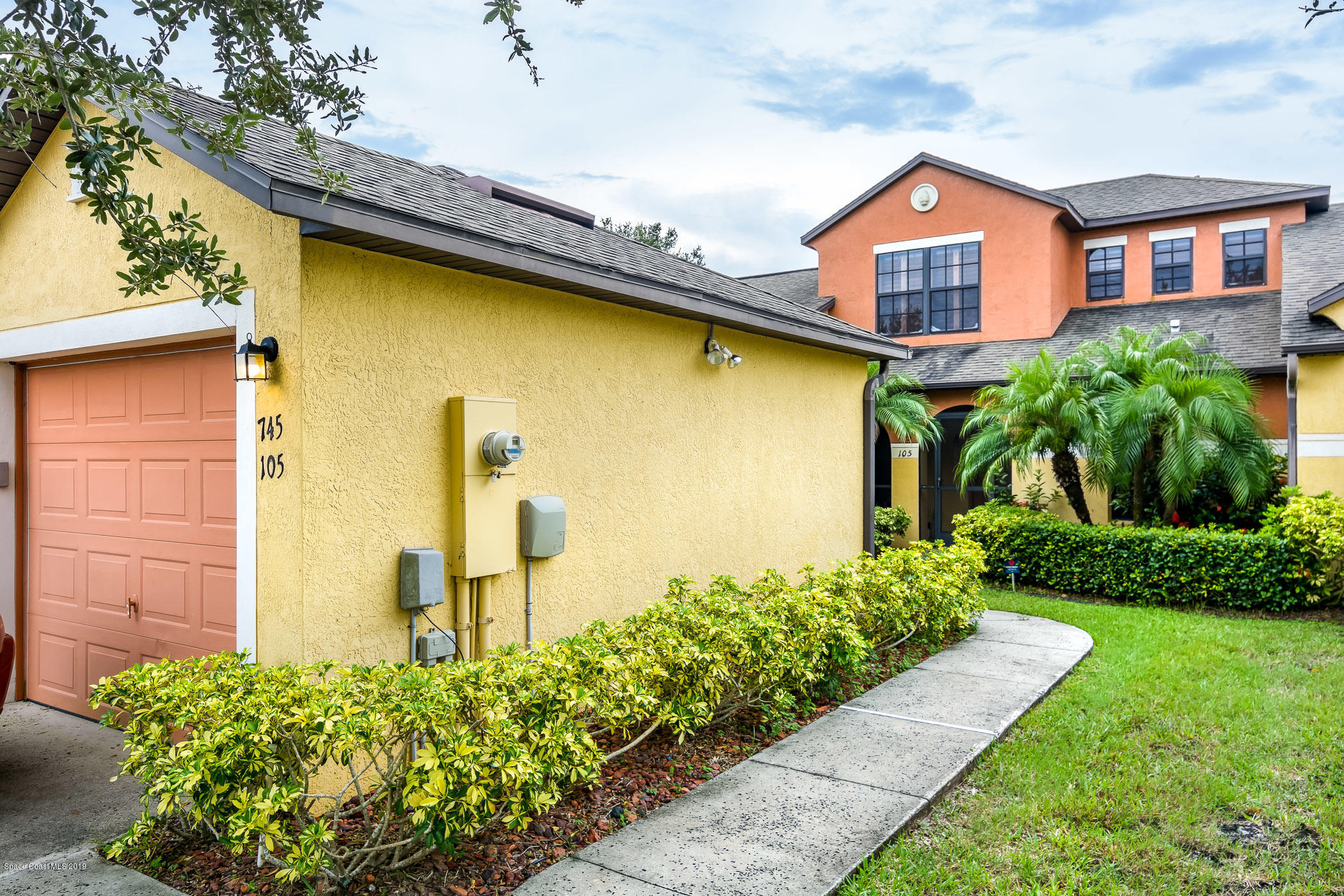 Single Family Homes for Sale at 745 Luminary Melbourne, Florida 32901 United States