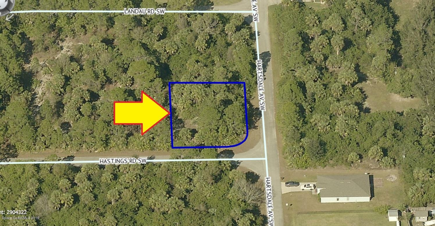 Land for Sale at Corner Of Hastings & Hartsdale Palm Bay, Florida 32908 United States
