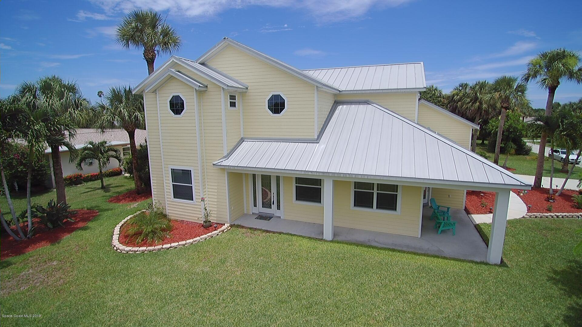 Single Family Homes for Sale at 146 12th Indialantic, Florida 32903 United States
