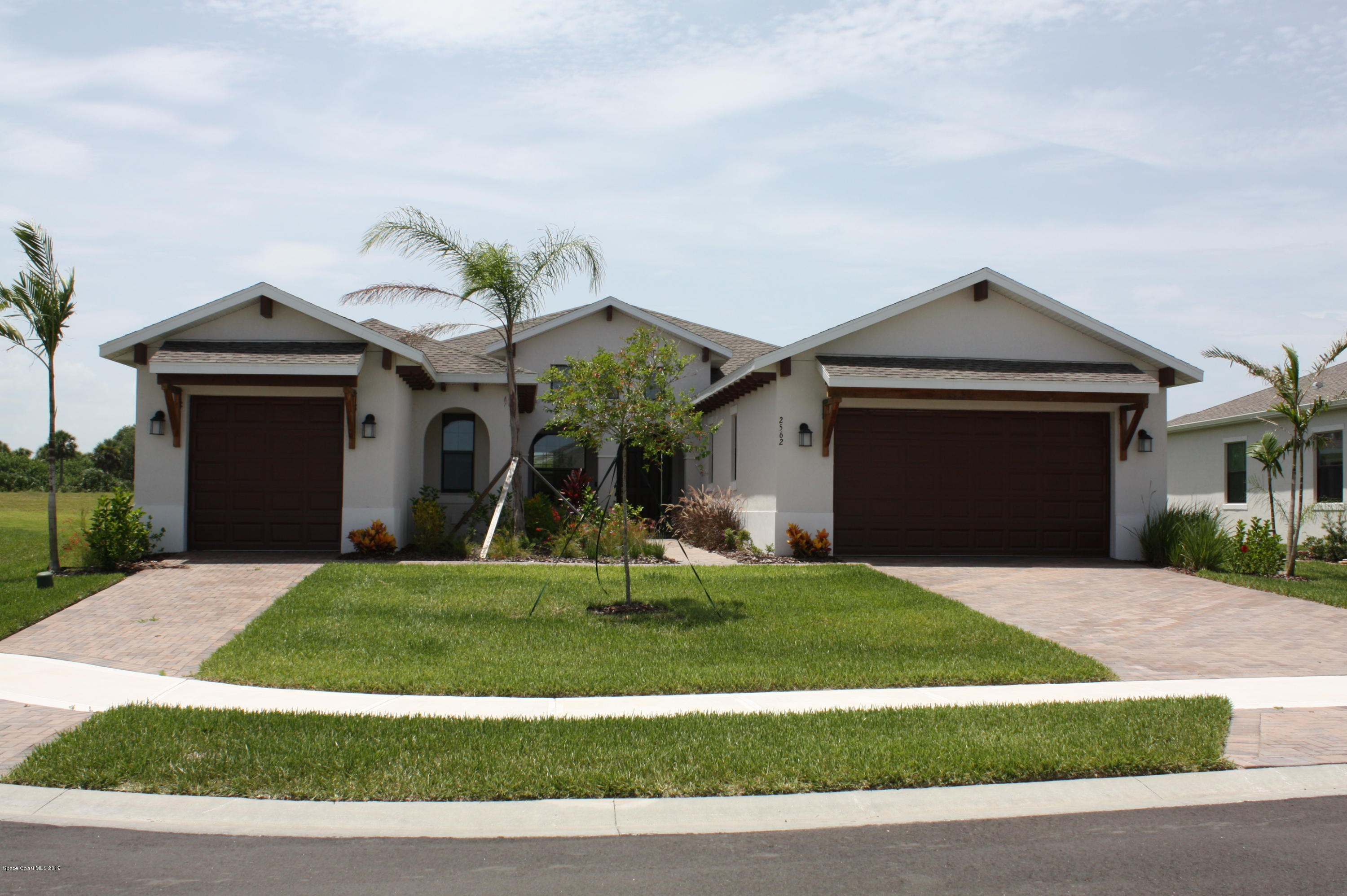 Single Family Homes for Sale at 2562 SE Chapel Bridge Melbourne, Florida 32940 United States