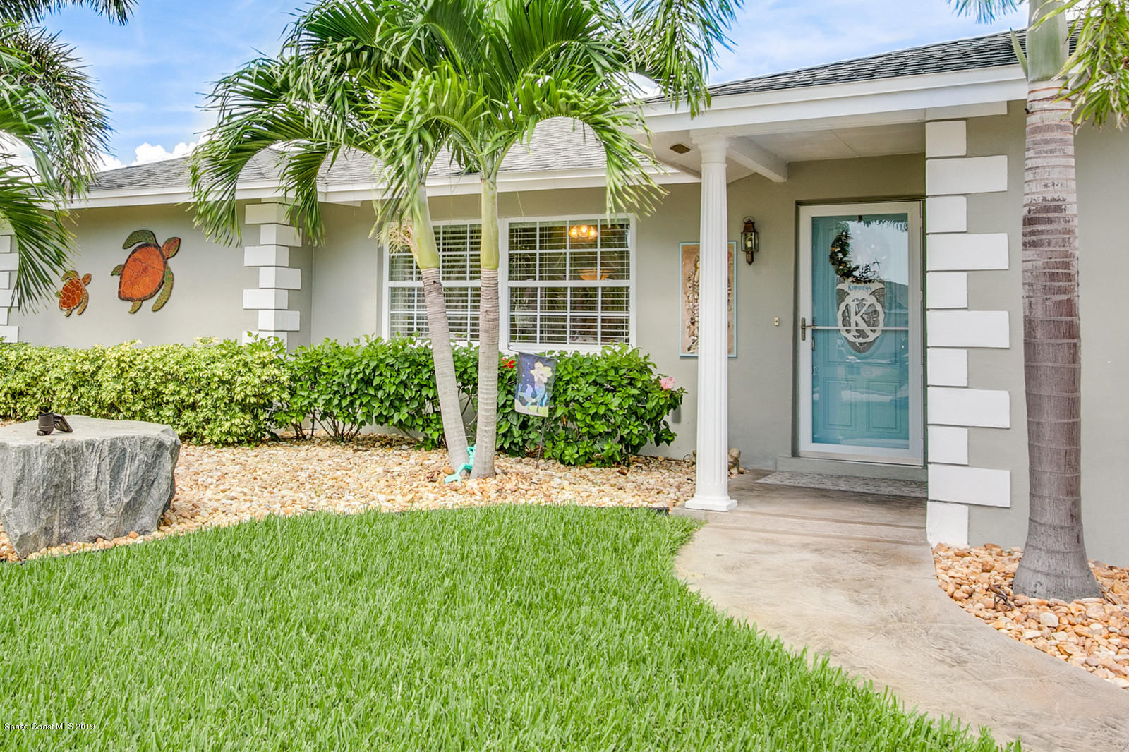 Single Family Homes for Sale at 1365 Cepheus Merritt Island, Florida 32953 United States