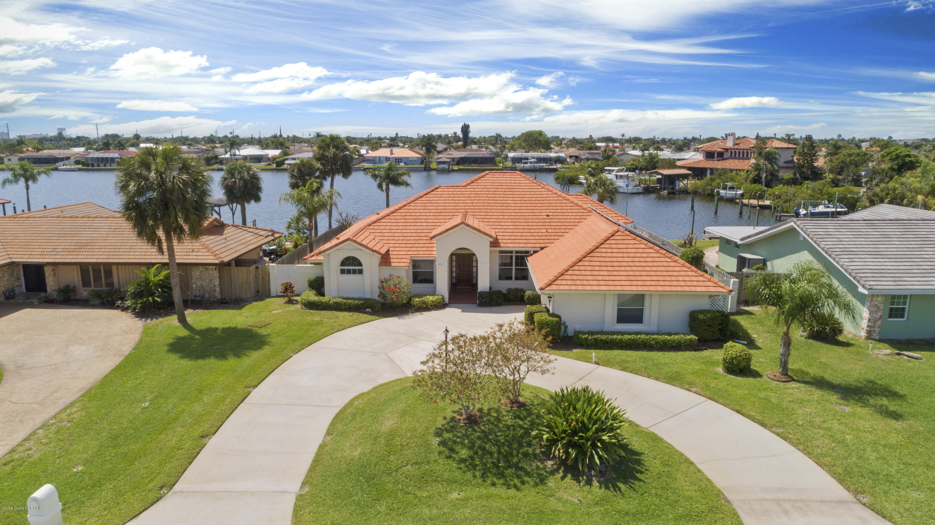 Single Family Homes for Sale at 441 Red Sail Satellite Beach, Florida 32937 United States
