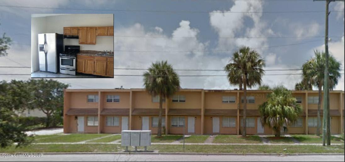Multi-Family Homes for Sale at 825 E University Melbourne, Florida 32901 United States