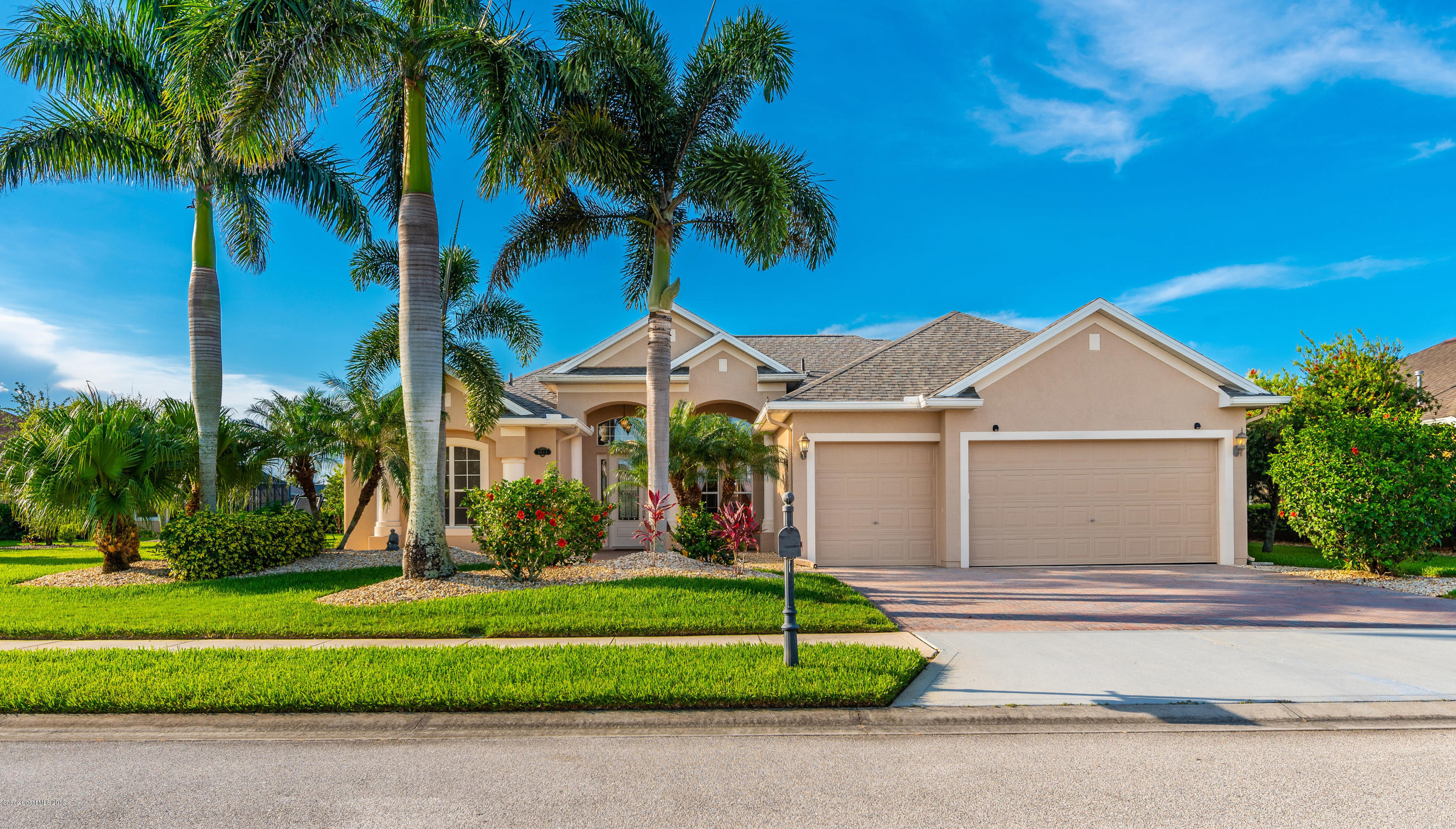 Single Family Homes for Sale at 3611 Terramore Melbourne, Florida 32940 United States