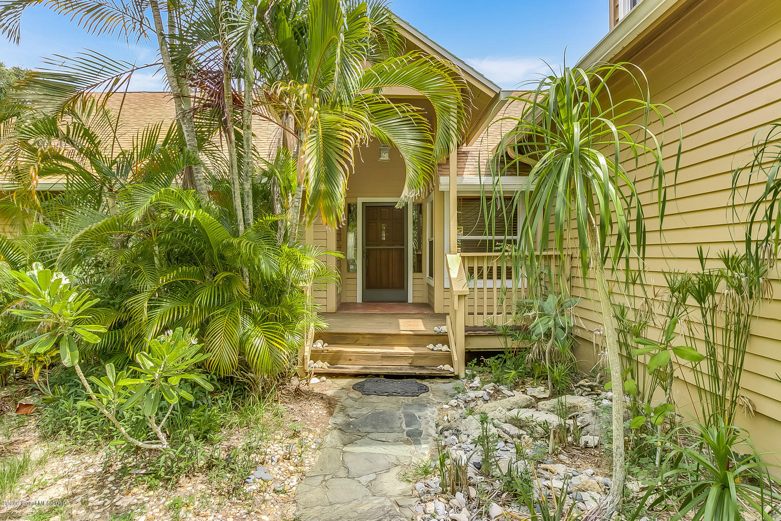 Single Family Homes for Sale at 116 Seagrape Melbourne Beach, Florida 32951 United States
