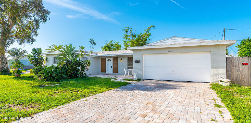 Single Family Homes for Sale at 300 Jupiter Satellite Beach, Florida 32937 United States