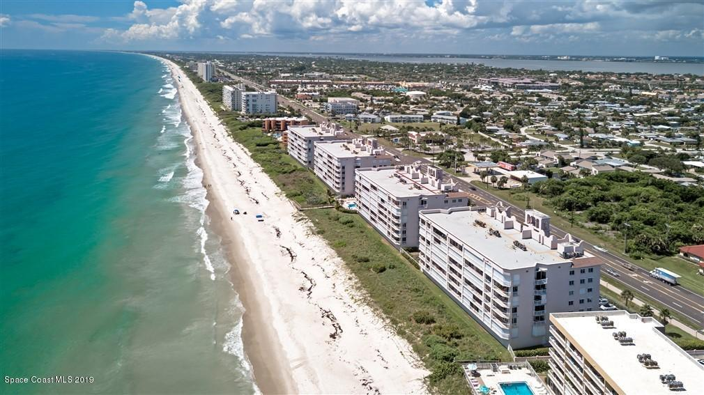 Single Family Homes for Sale at 2075 Highway A1a Indian Harbour Beach, Florida 32937 United States