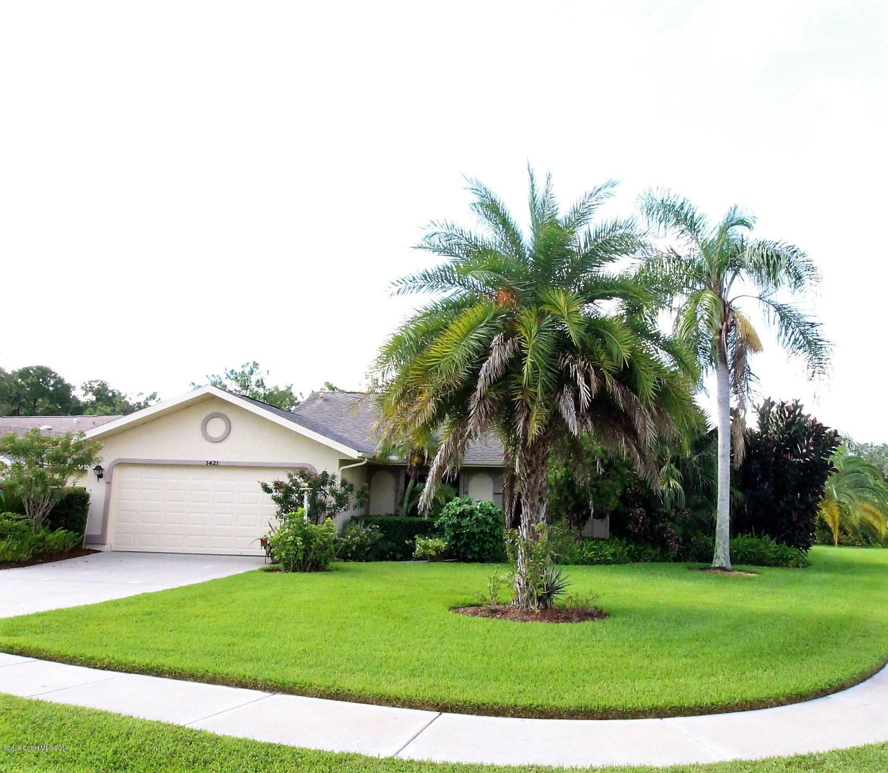 Single Family Homes for Sale at 1421 Republic Melbourne, Florida 32940 United States
