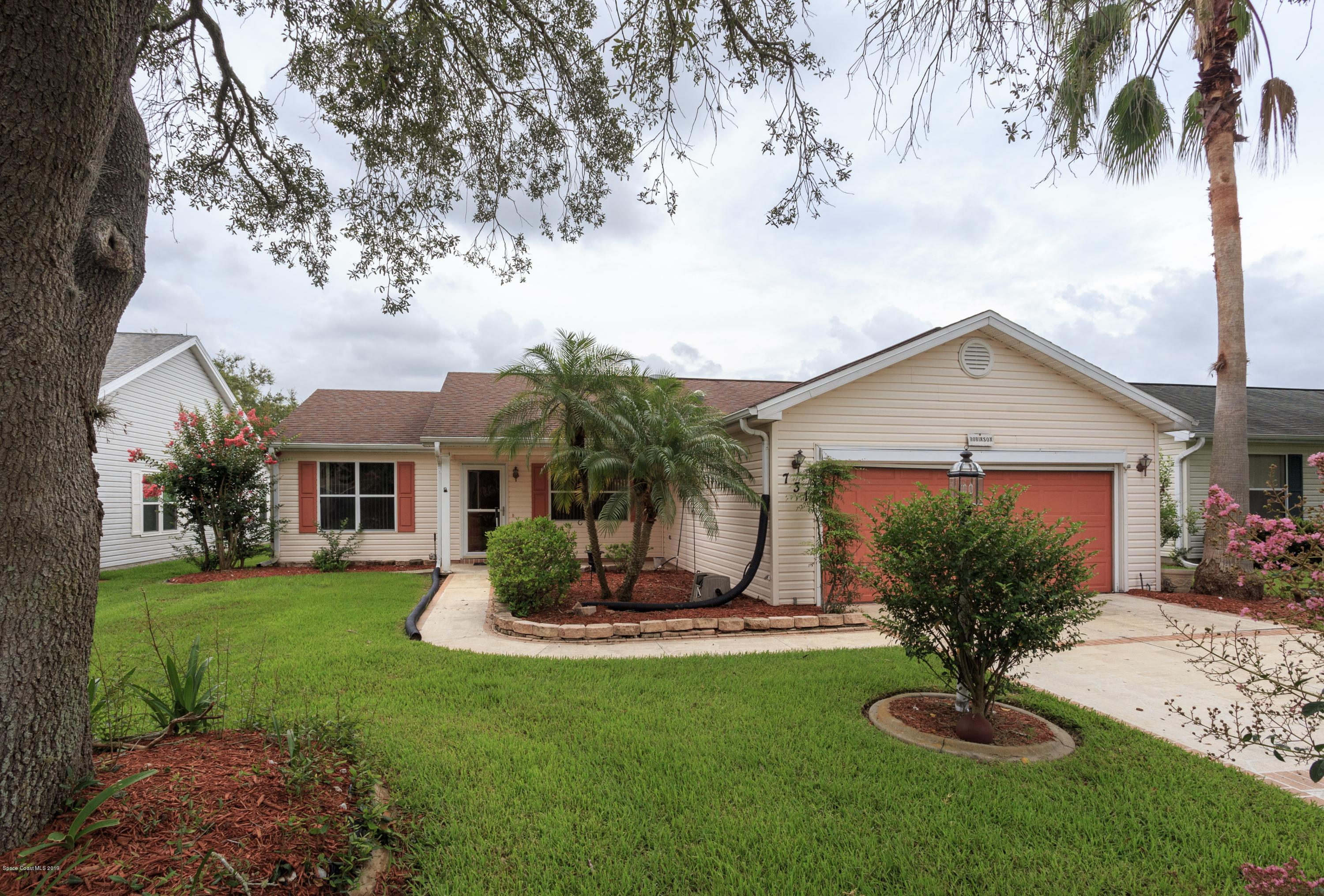 Single Family Homes per Vendita alle ore 731 Palma Bushnell, Florida 33513 Stati Uniti