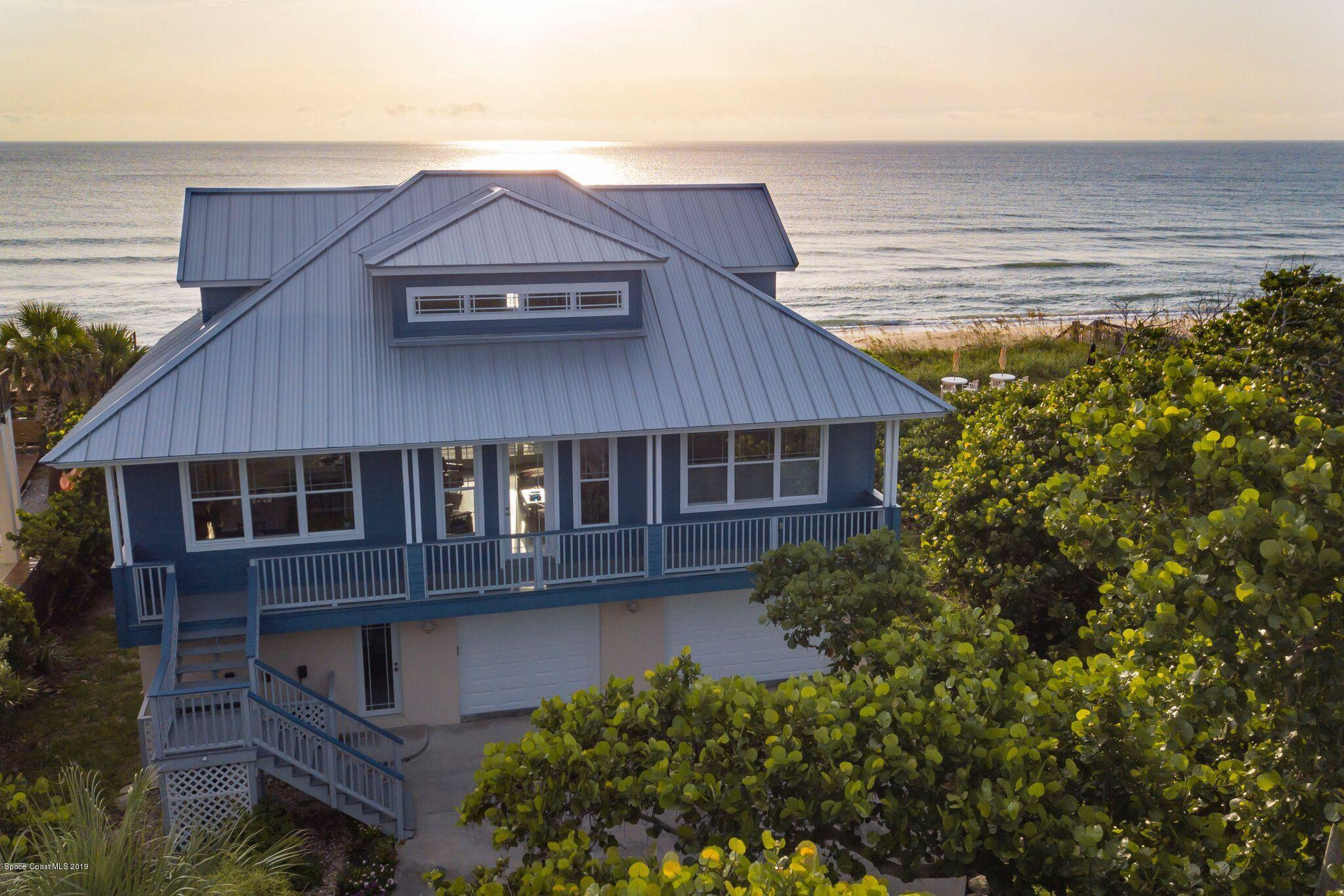 Single Family Homes for Sale at 5915 S Highway A1a Melbourne Beach, Florida 32951 United States