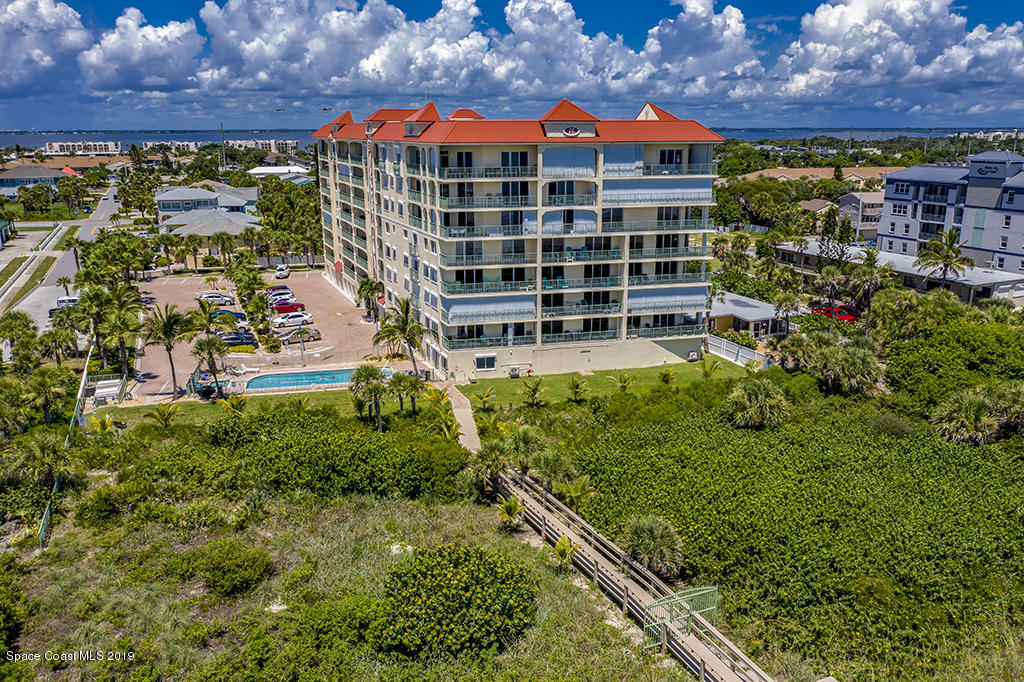 Single Family Homes for Sale at 420 Harding Cocoa Beach, Florida 32931 United States