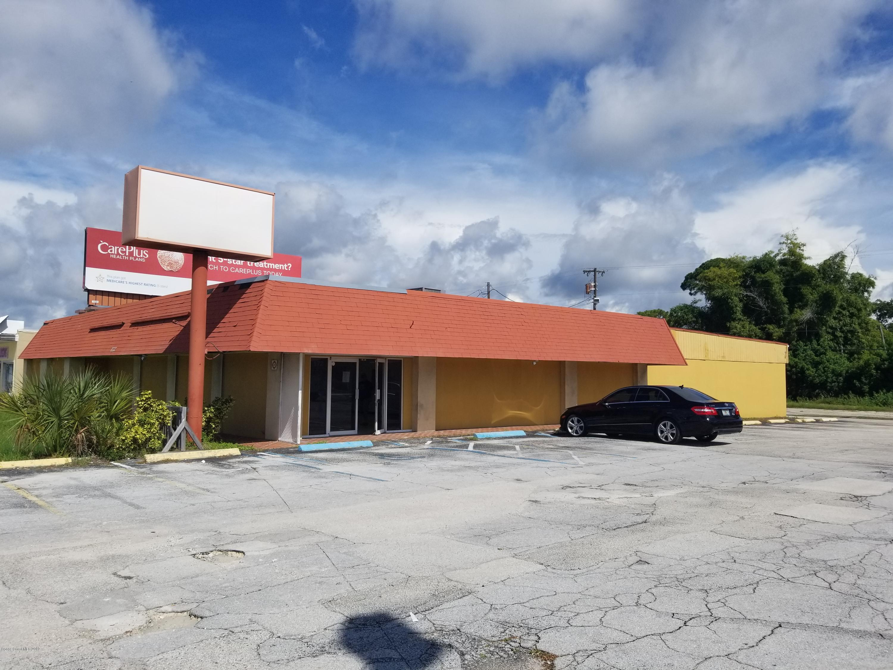 Commercial for Sale at 172 E Merritt Island Causeway Merritt Island, Florida 32952 United States