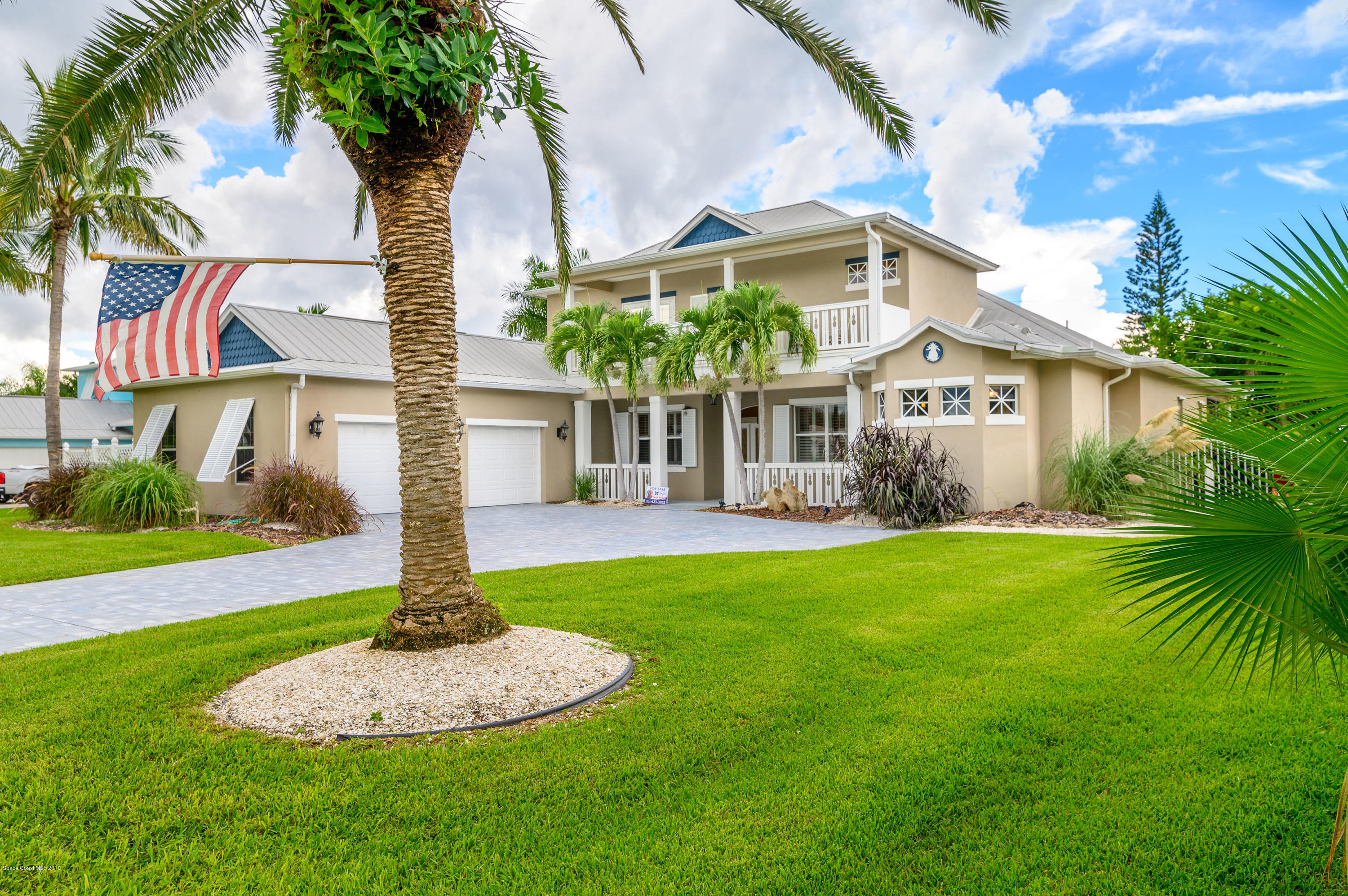 Single Family Homes for Sale at 148 Miami Indialantic, Florida 32903 United States
