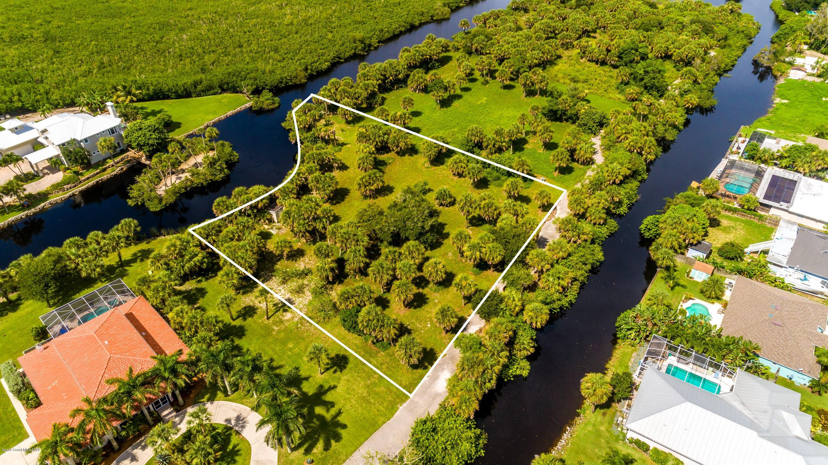 Land for Sale at 211 Crystal Bay Melbourne Beach, Florida 32951 United States