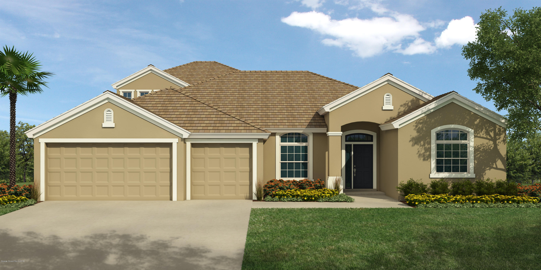 Single Family Homes for Sale at 3690 Salt Marsh West Melbourne, Florida 32904 United States