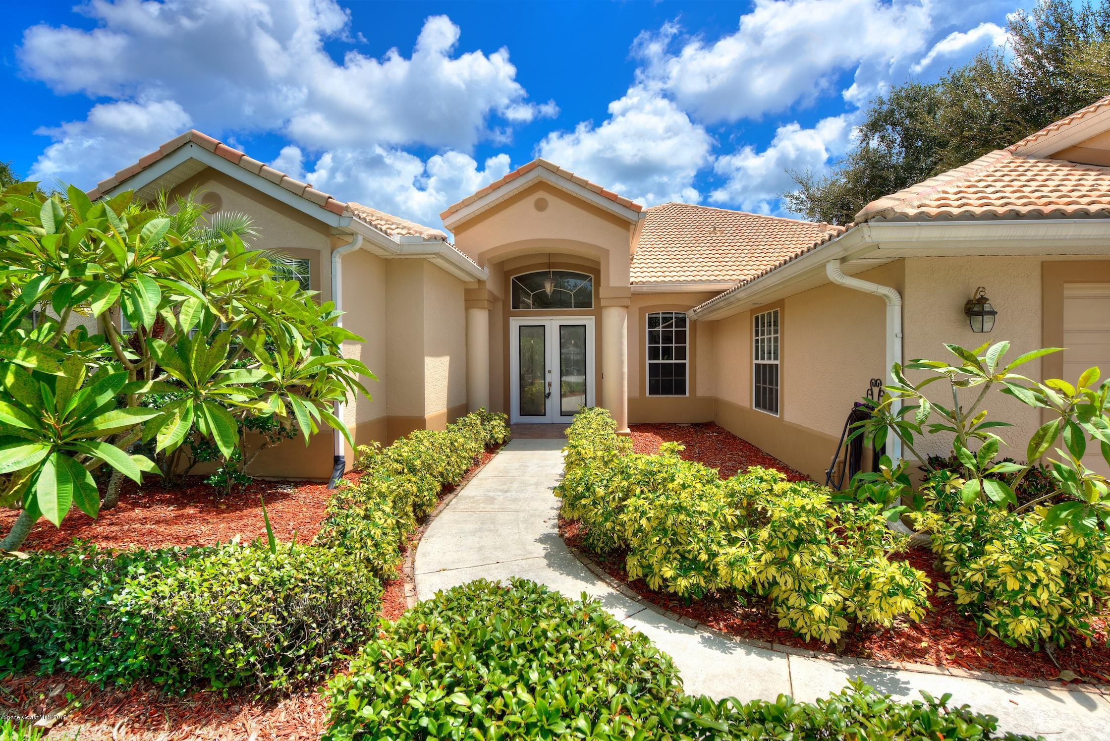 Single Family Homes for Sale at 409 Birchington Melbourne, Florida 32940 United States