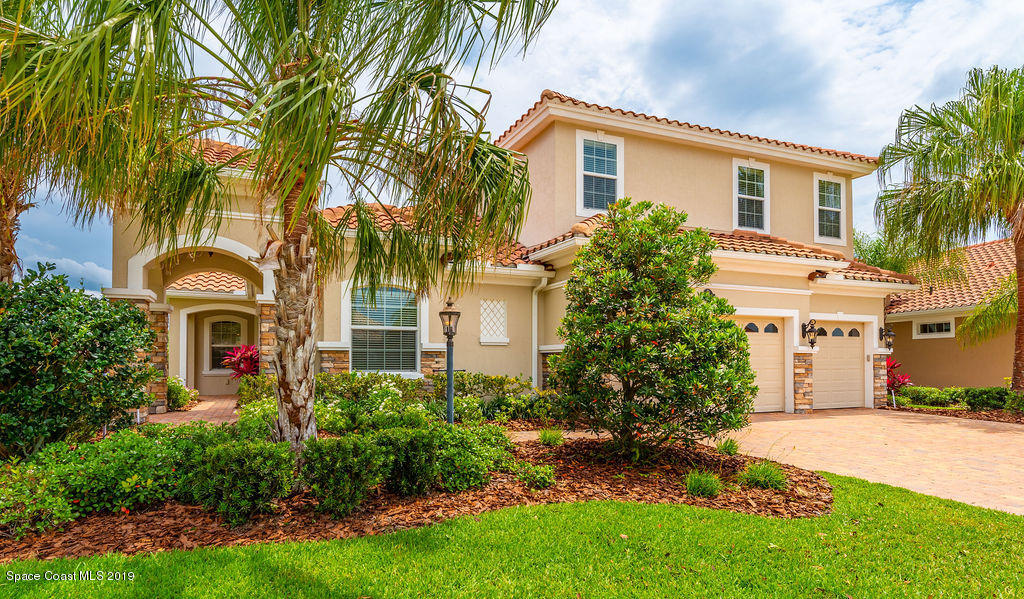 Single Family Homes for Rent at 3626 Ayrshire Melbourne, Florida 32940 United States
