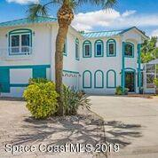 Single Family Homes for Sale at 6840 Angeles Melbourne Beach, Florida 32951 United States