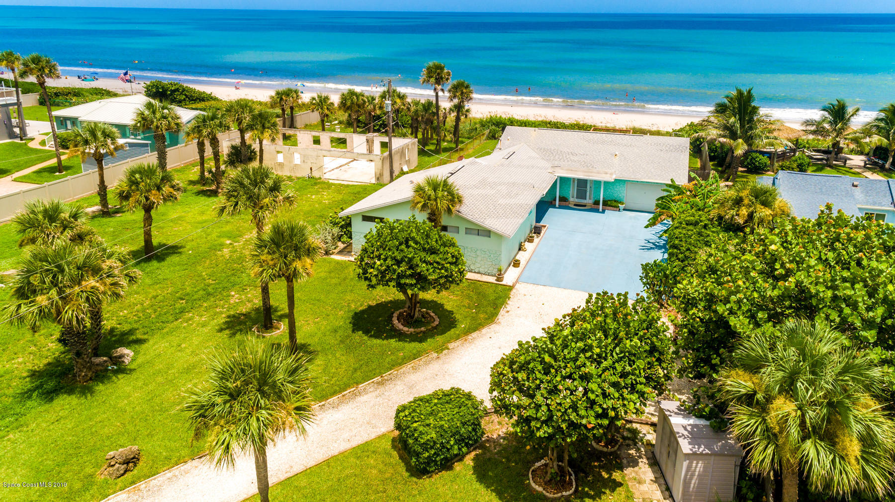 Single Family Homes for Sale at 2115 N Highway A1a Indialantic, Florida 32903 United States