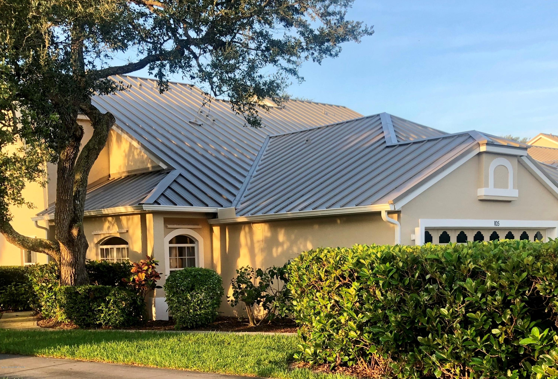 Single Family Homes for Sale at 105 Aquarina Melbourne Beach, Florida 32951 United States