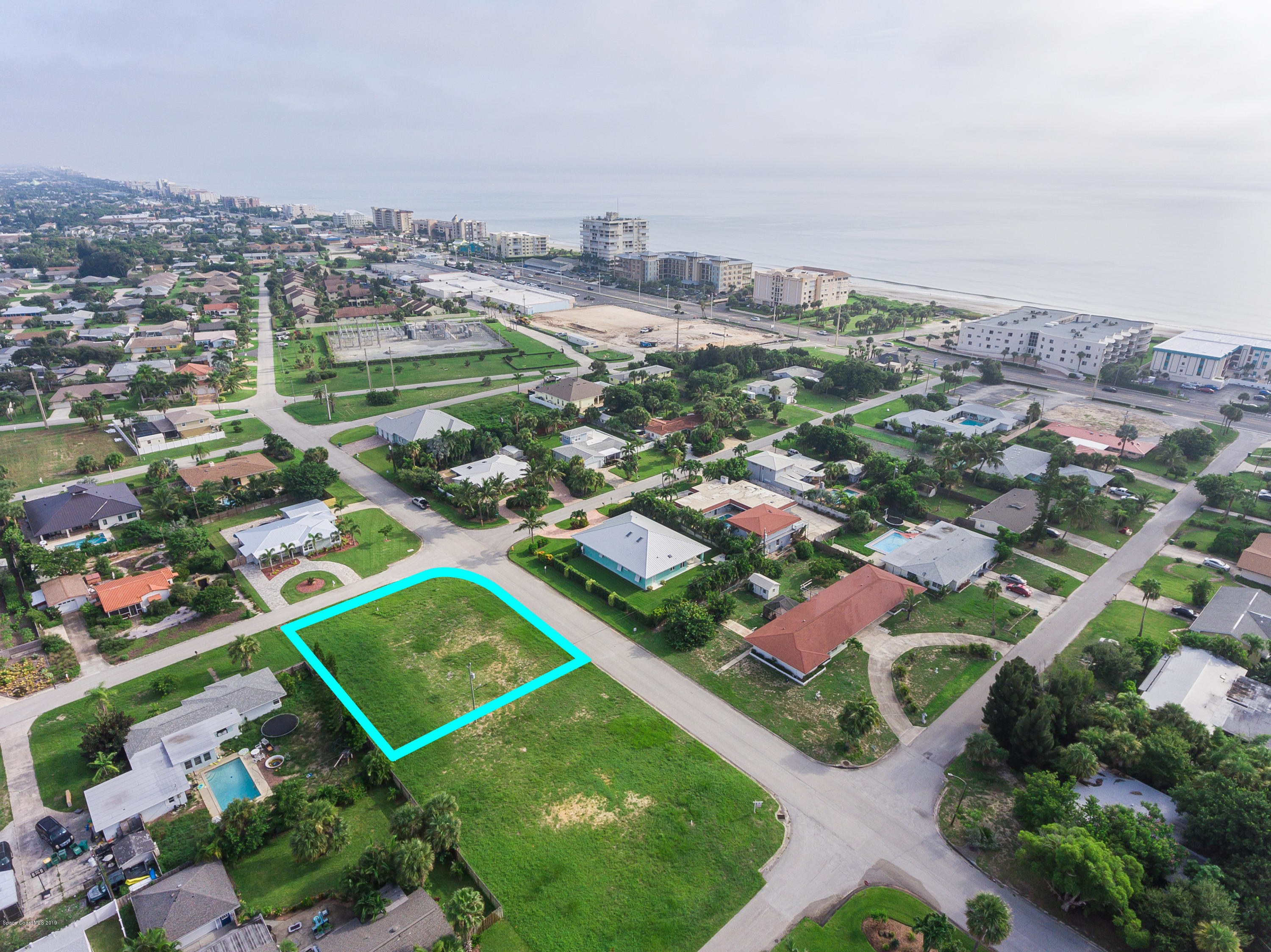 Land for Sale at 504 N Shannon Indialantic, Florida 32903 United States