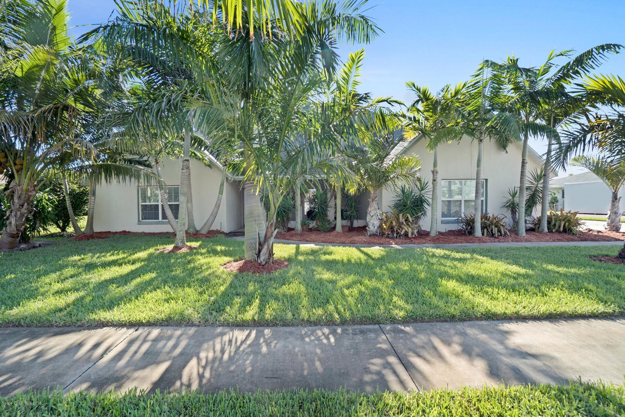 Single Family Homes for Sale at 2255 Sea Horse Melbourne Beach, Florida 32951 United States