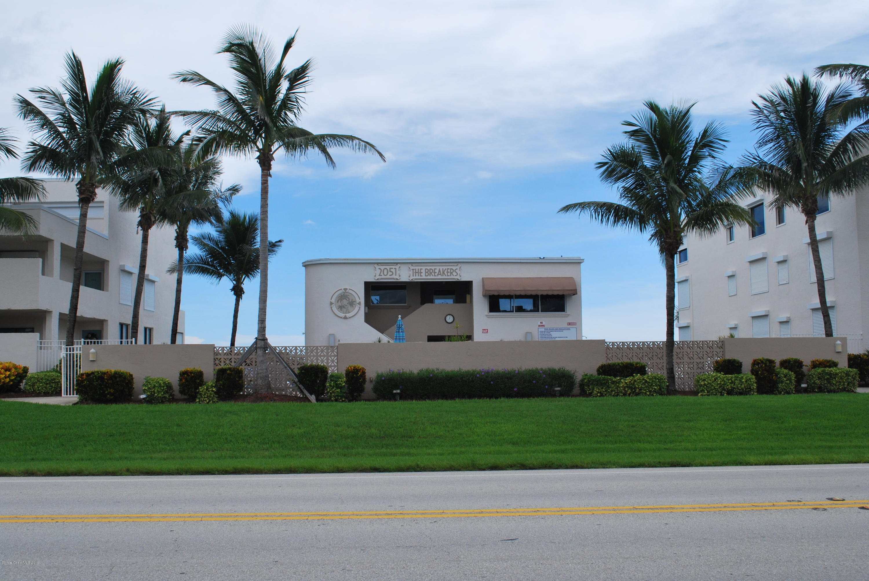 Single Family Homes for Sale at 2005 Atlantic Melbourne Beach, Florida 32951 United States