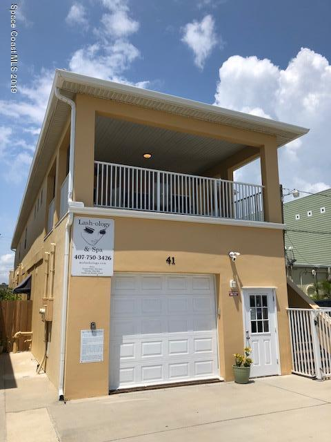 Single Family Homes for Rent at 41 N Orlando Cocoa Beach, Florida 32931 United States