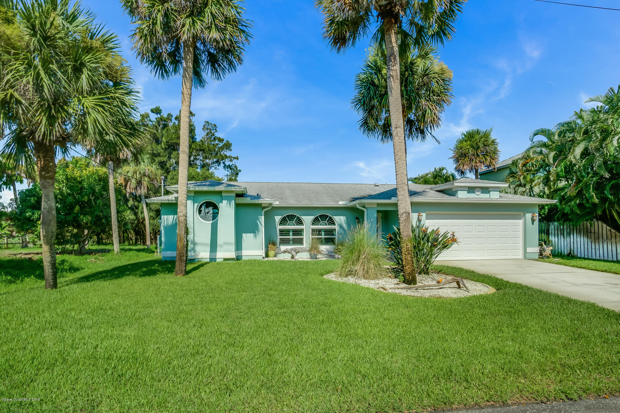 Single Family Homes for Sale at 6530 Floridana Melbourne Beach, Florida 32951 United States
