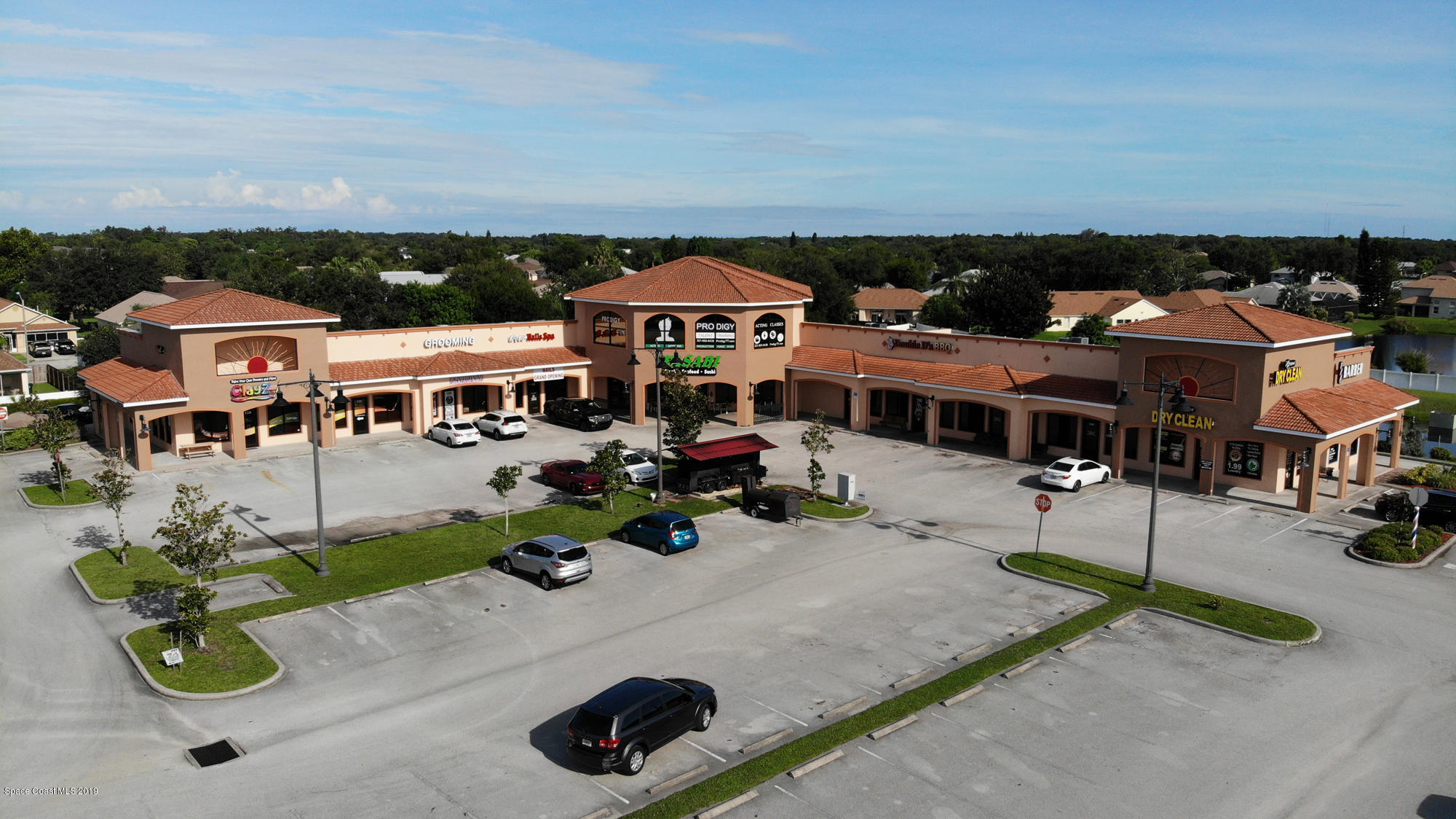 Commercial for Sale at 634 Barnes Boulevard Rockledge, Florida 32955 United States