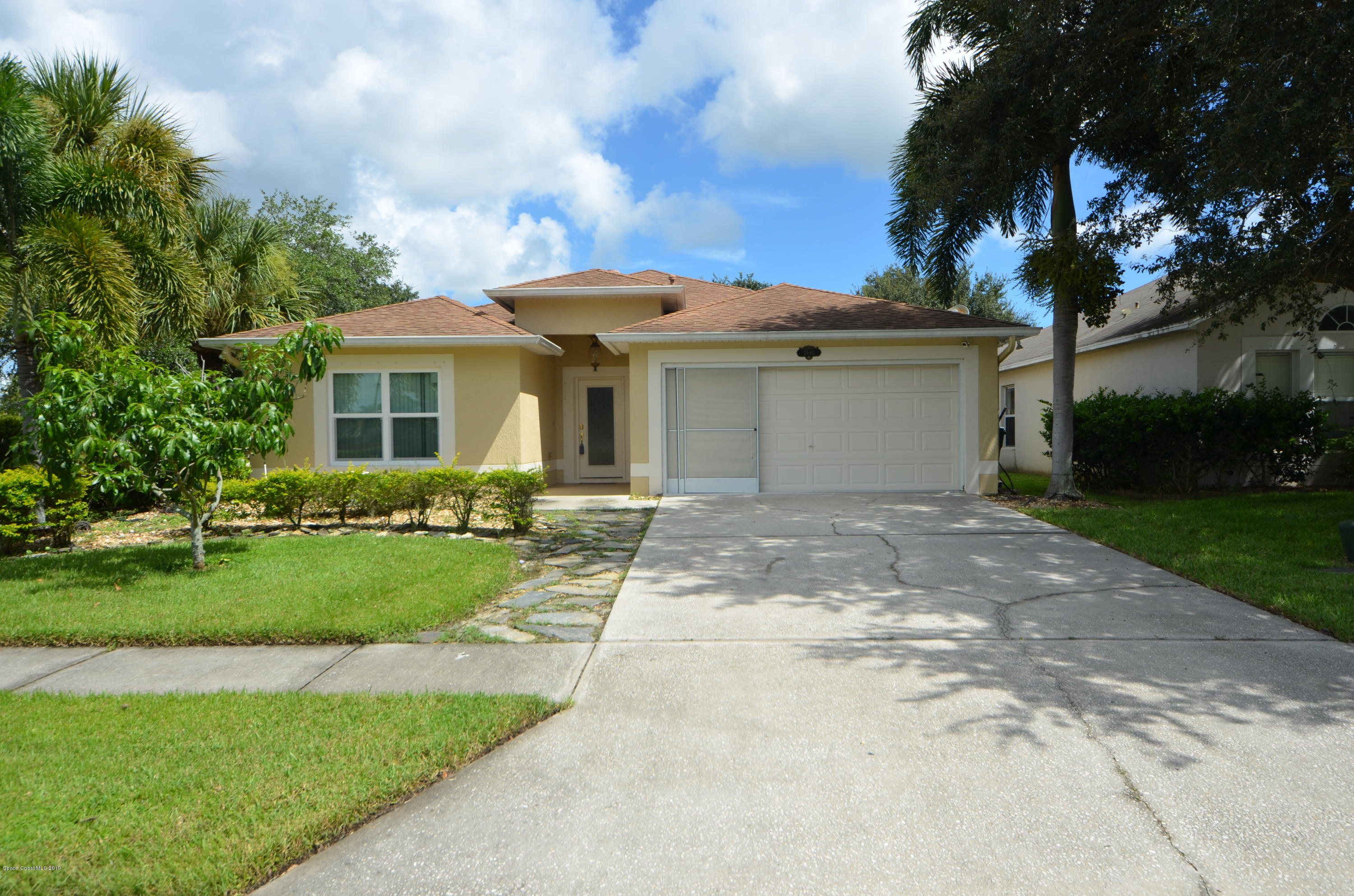 Single Family Homes for Rent at 2640 Brookshire West Melbourne, Florida 32904 United States