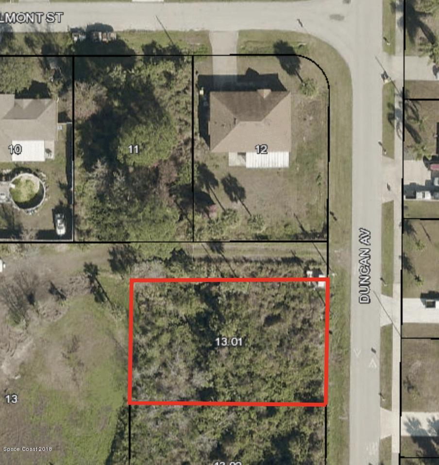 Land for Sale at Duncan Port St. John, Florida 32927 United States