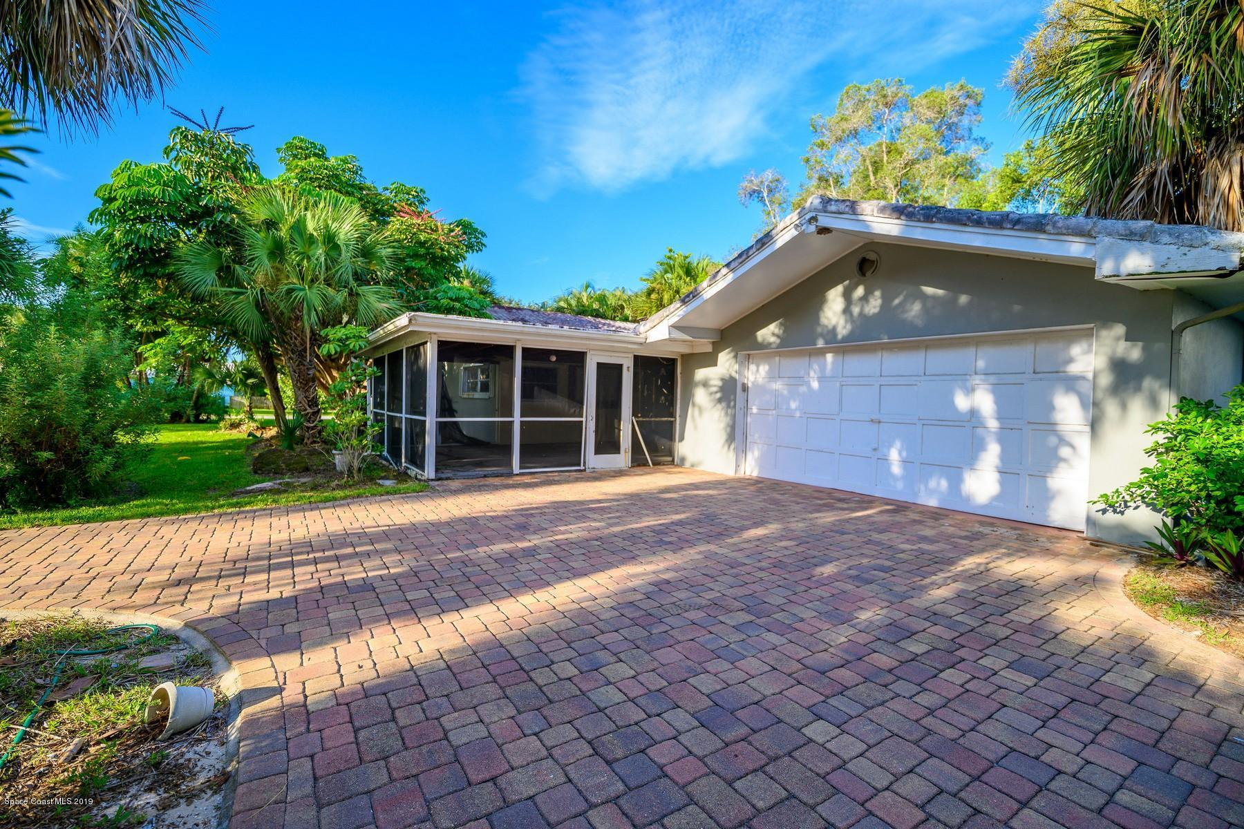 Single Family Homes for Sale at 500 First Melbourne Beach, Florida 32951 United States