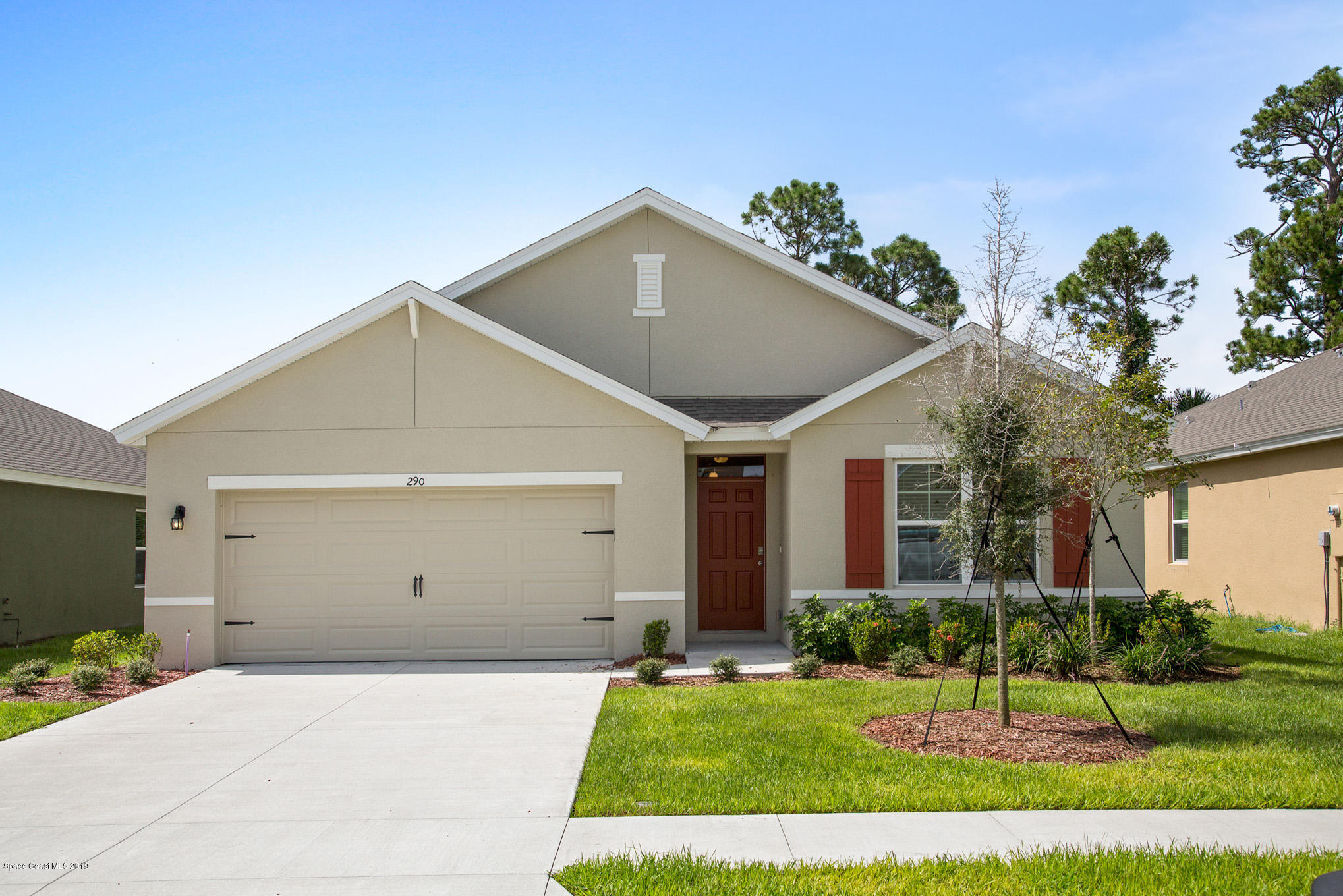 Single Family Homes for Rent at 290 Forest Trace Titusville, Florida 32780 United States