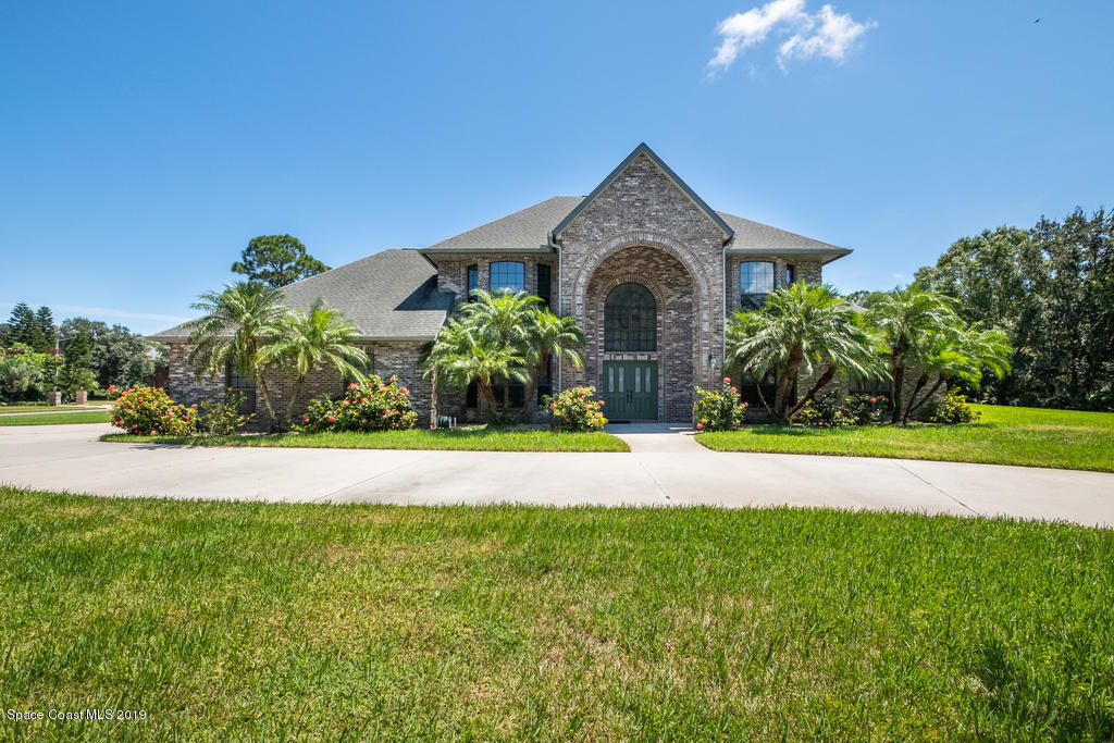 Single Family Homes for Sale at 1835 Sabal Palm Melbourne, Florida 32934 United States