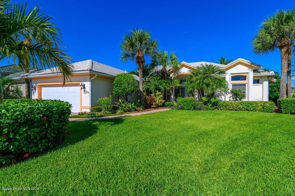 Single Family Homes for Sale at 4880 Hawksbill Melbourne Beach, Florida 32951 United States
