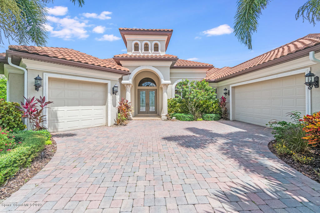 Single Family Homes for Sale at 3168 Wyndham Melbourne, Florida 32940 United States