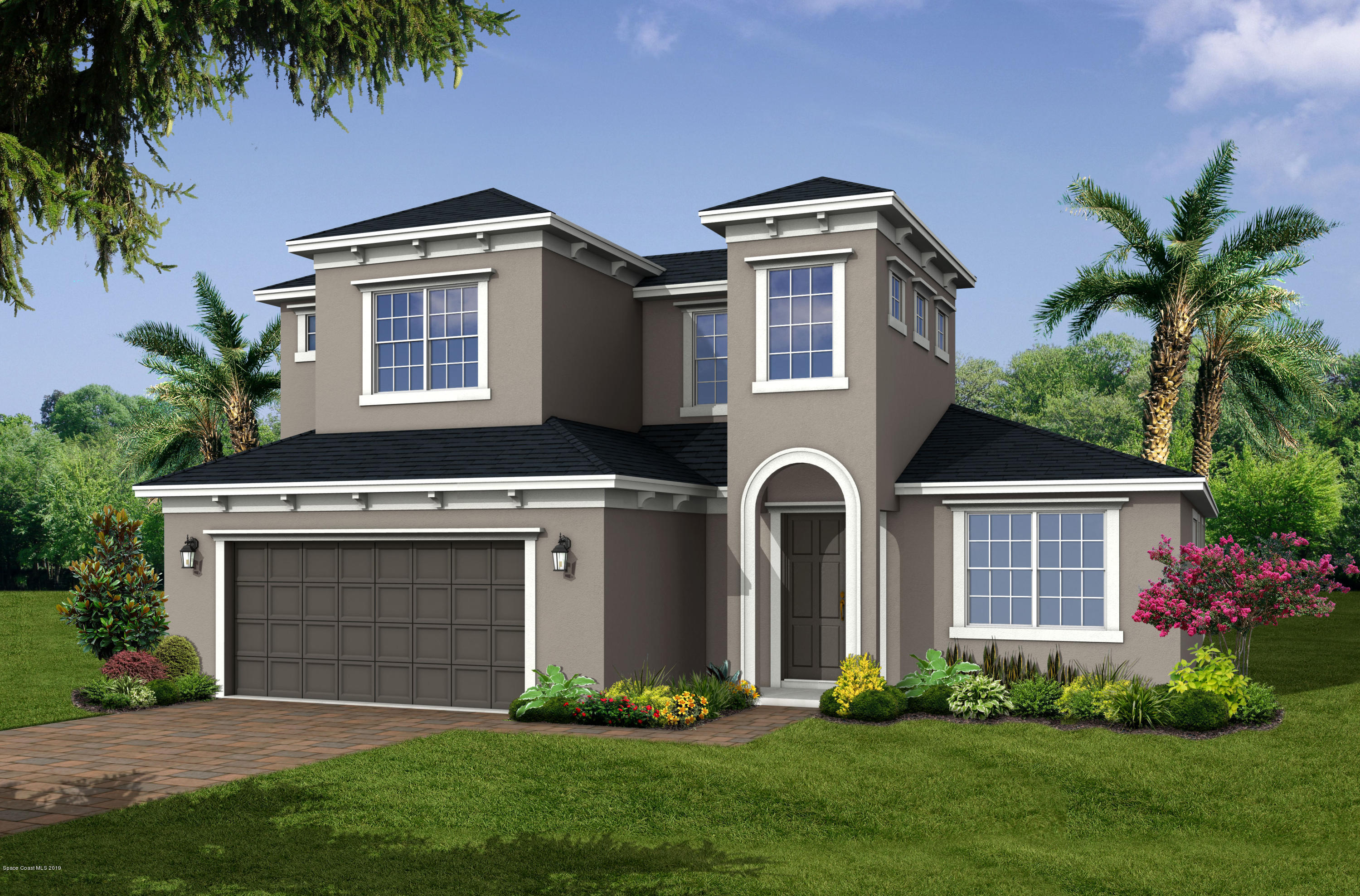 Single Family Homes for Sale at 7424 Poulicny Melbourne, Florida 32940 United States