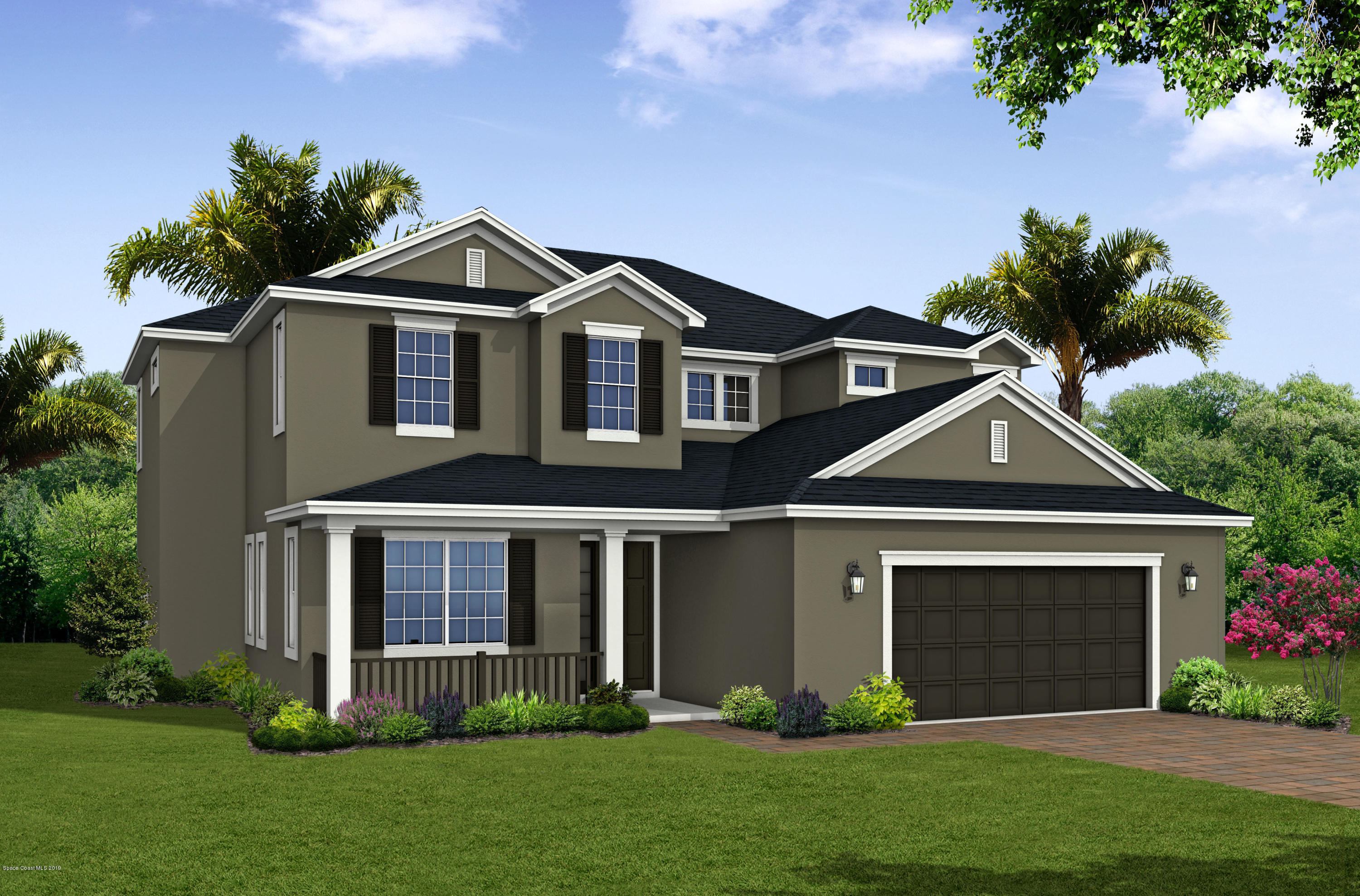 Single Family Homes for Sale at 7534 Poulicny Melbourne, Florida 32940 United States
