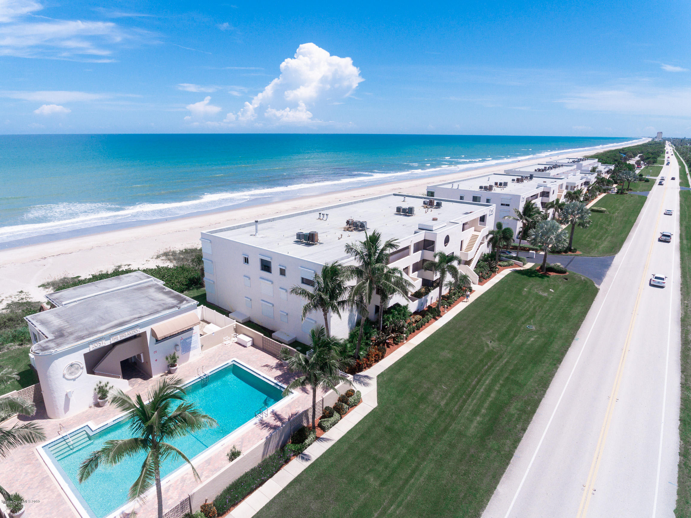 Single Family Homes for Sale at 2101 Atlantic Melbourne Beach, Florida 32951 United States