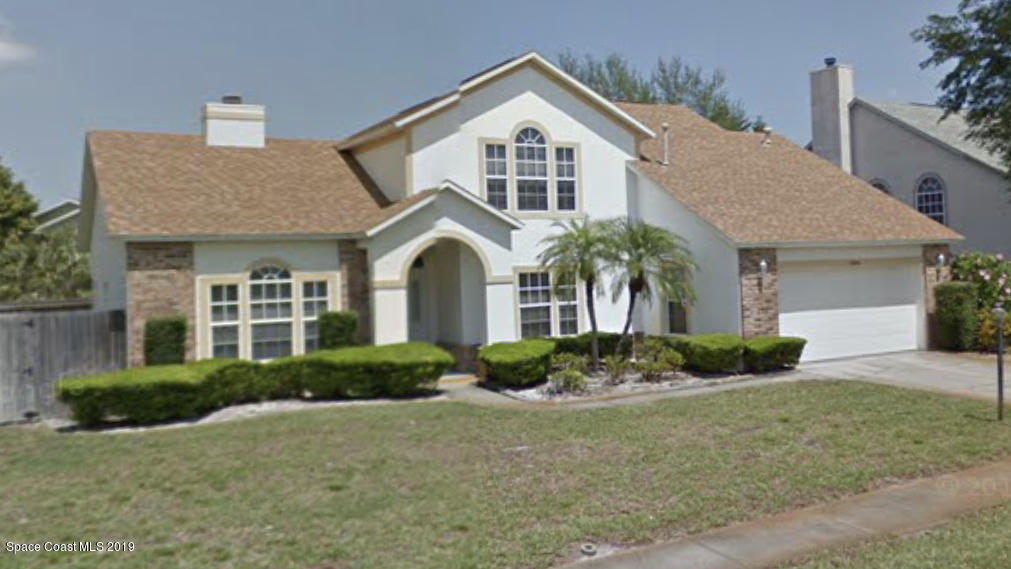 Single Family Homes for Rent at 2604 Lowell Melbourne, Florida 32935 United States