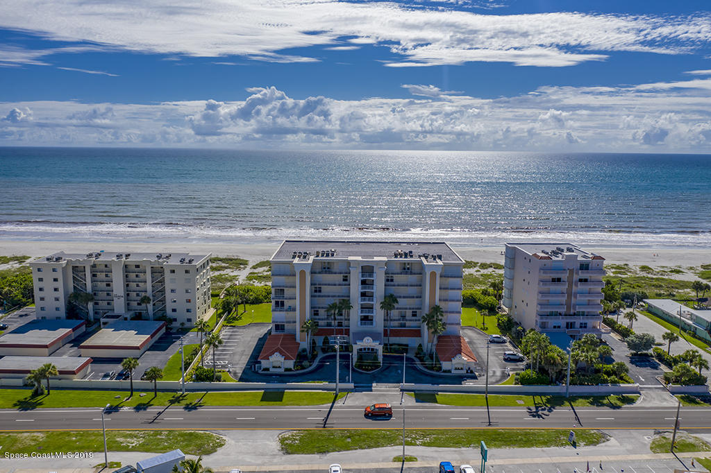 Single Family Homes for Sale at 225 N Atlantic Cocoa Beach, Florida 32931 United States