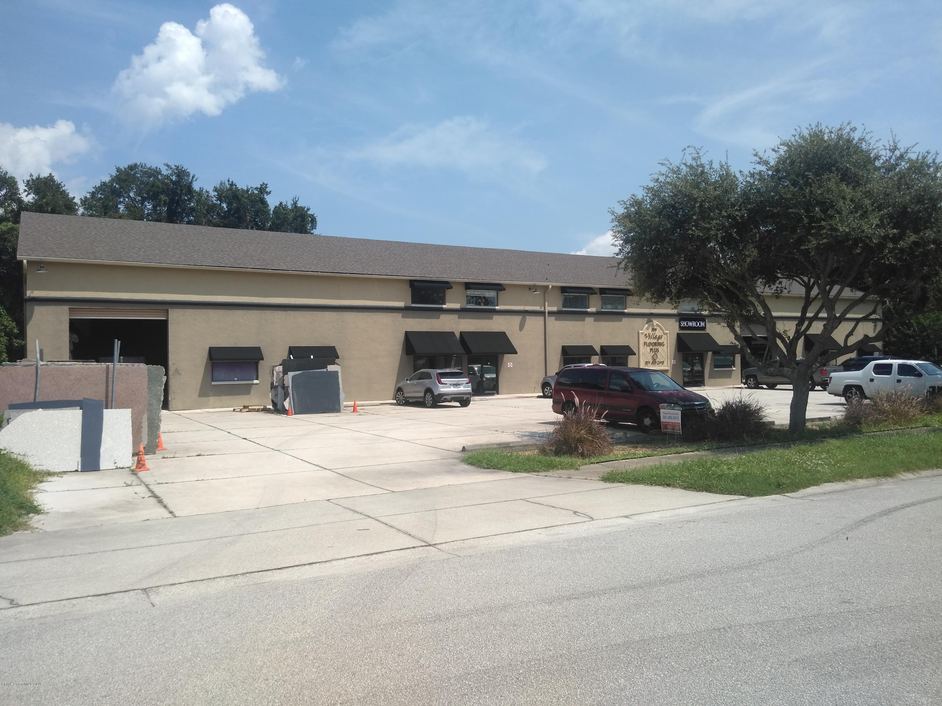 Commercial for Sale at 358 Hibiscus Merritt Island, Florida 32953 United States