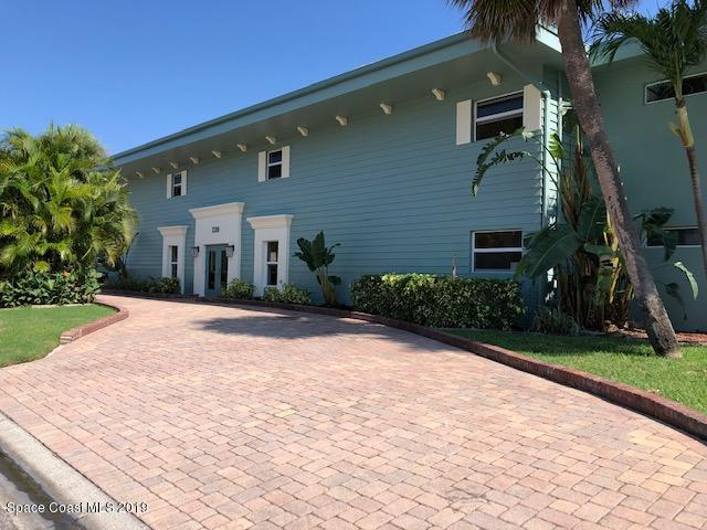 Single Family Homes for Sale at 220 Columbia Cape Canaveral, Florida 32920 United States