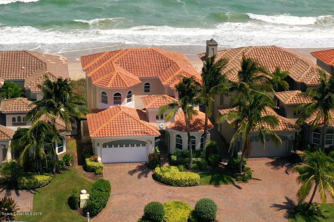 Single Family Homes for Sale at 5501 S Highway A1a Melbourne Beach, Florida 32951 United States