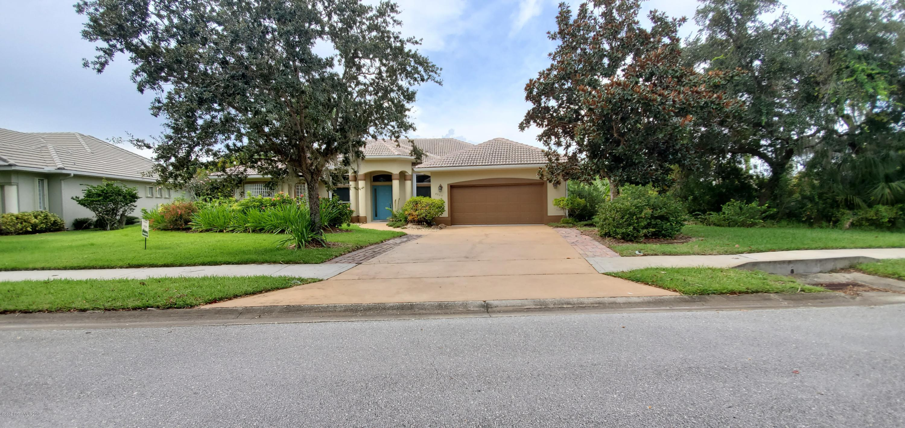 Single Family Homes for Sale at 8203 National Melbourne, Florida 32940 United States