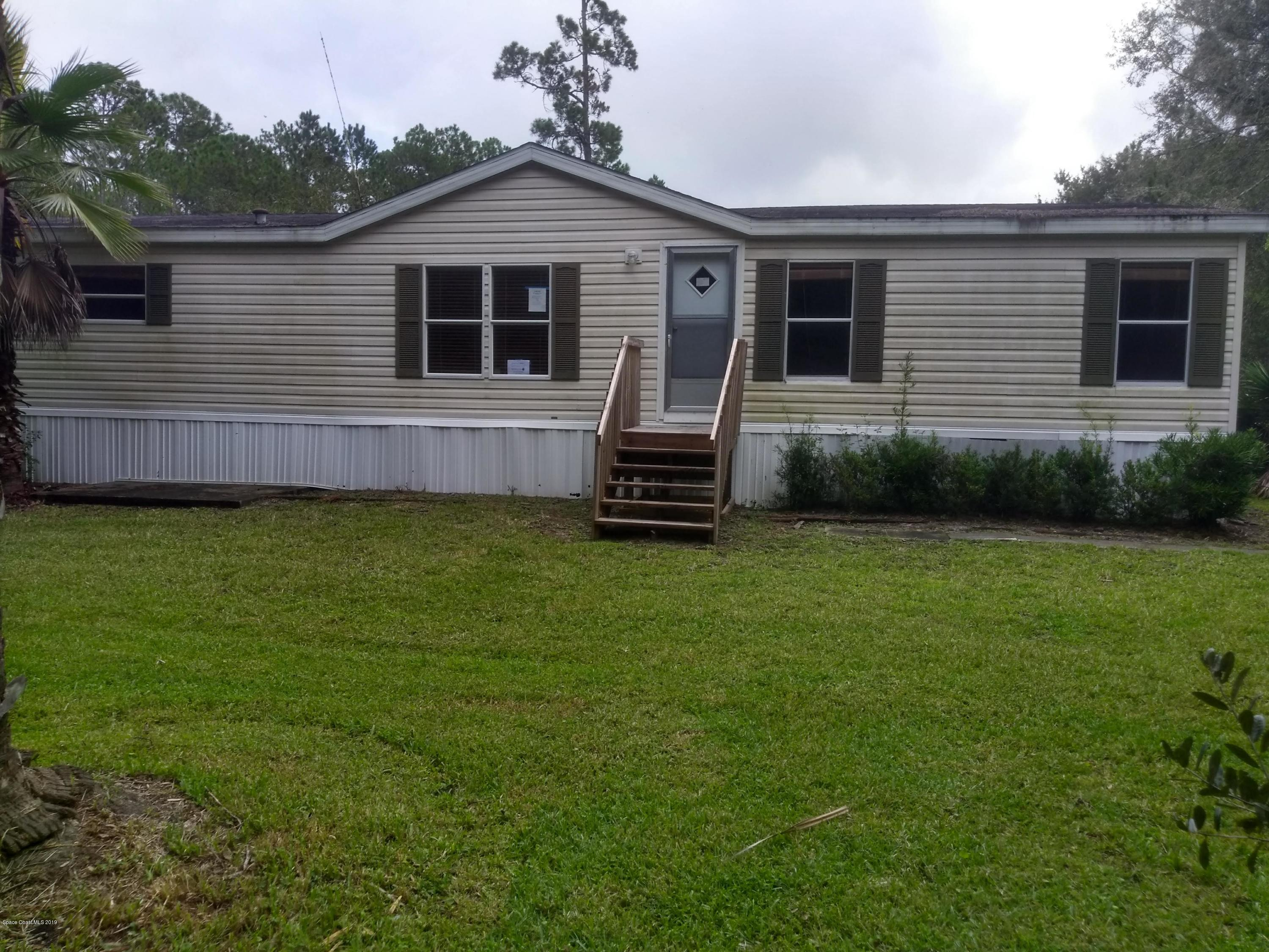 Single Family Homes por un Venta en 2365 Apple Bunnell, Florida 32110 Estados Unidos
