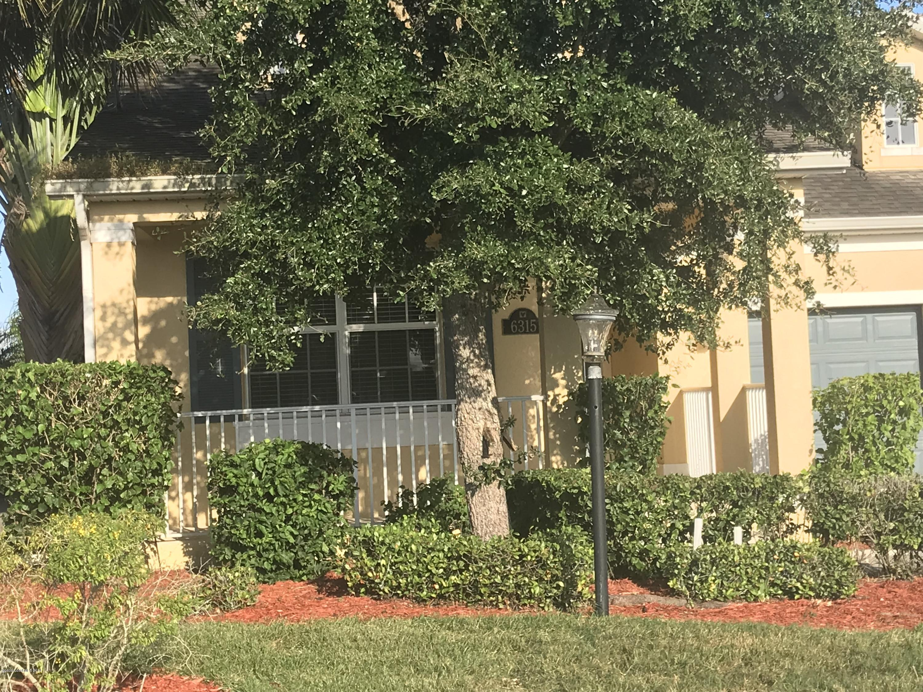 Single Family Homes for Sale at 6315 Trieda Melbourne, Florida 32940 United States