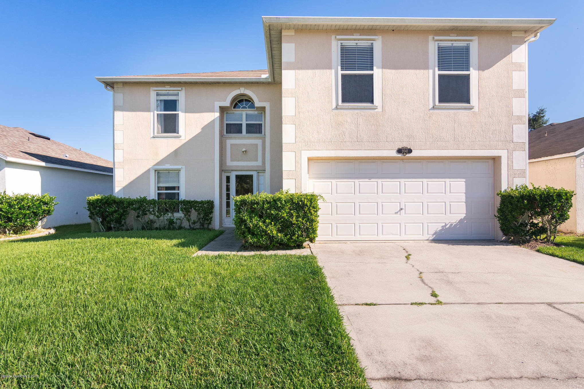 Single Family Homes for Sale at 2041 Brookshire West Melbourne, Florida 32904 United States