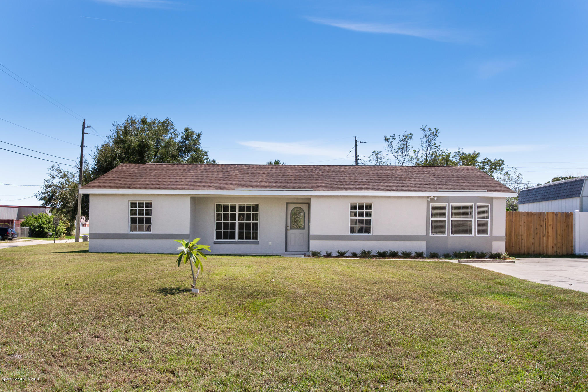 Single Family Homes for Sale at 355 Oleander Titusville, Florida 32780 United States